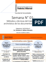 10045373_Archiv II Clase 01 - Procesos Archivísticos