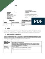 DIBUJO ARQUITECTONICO 2019-2
