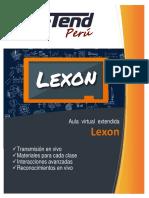 Brochure Lexon