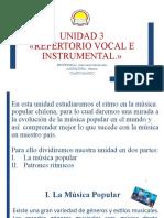 4º PPT MUSICA UNIDAD 3