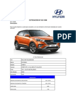 cotizacion Hyundai Creta 2020