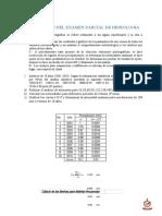 SOLUCIONARIO-PRIMER-PARCIAL-1 - HIDRO - MENDEZ MEJIA ALEJANDRO