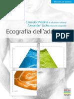 Ecografia dell'addome (Sachs)