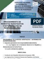 Procedimiento de Potestad Ivestigativa y Determinación de Responsabilidad.pptx