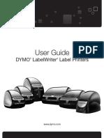 Dymo LabelWriter 450 Turbo User Guide