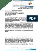 REVOCACION RICARDO JARAY