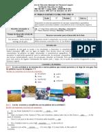 Guía 3.1 Ingles Grado 07