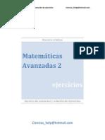 Matematicas avanzadas 2