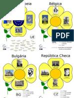 União europeia- monum e pessoas