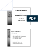 Security Lecture 4