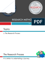Lecture 3 (Research phases-1)