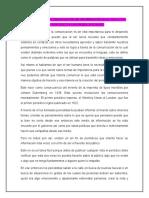 EVOLUCION DE LA COMUNICACIÓN DE INFORMACIÓN EN EL SIGLO XXI