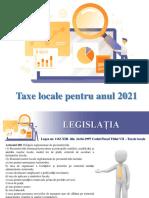 Taxe Locale 2021