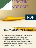 PPT-NEFROTIK-SYNDROME-, ppt, BU RIKA.ppt