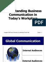 7.2 Business communication