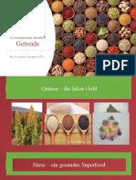 Glutenfrieies Getreide.pptx