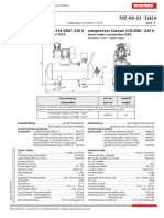 7109_Compressor Classic 210-50W - 230 V town water connection DAS_Product Sheet_M2_0311_002_English_German