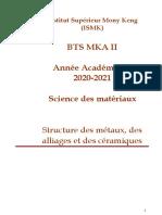 Cours Science des Materiaux BTS MKA 2.pdf