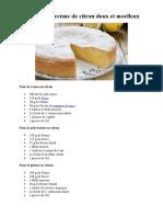 Gâteau à la crème de citron.docx