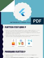 Introduction a Flutter