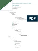 Descripción del mapa conceptual de APB06