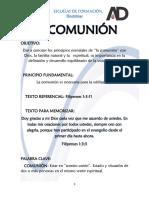 doctrinas Estudiante 2019