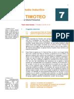 1TIMOTEO7