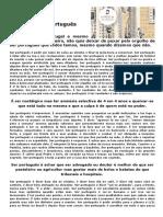 Crónica - O fado de ser português - Guilherme Duarte - online