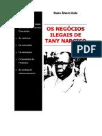 SIAPR's [Books] - Os negócios ilegais de Tany Narciso - antigo administrador dos Cazenga [Nuno Dala]