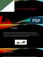 COMPONENTES ELECTRÓNICOS 2.