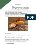 analisis de DE CACAO