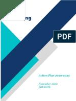 Action Plan 2020 - A New Beginning