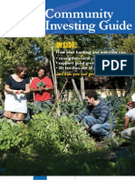 Community Investing Guide - strengthen local communities and Good Green Business