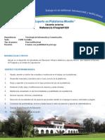 Experto en Plataforma Moodle 27-10-2020