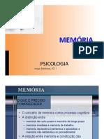 Mente Humana 5 Memória