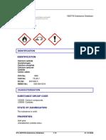 MSDS_Calcium carbide