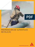 PREPARACION DE SUPERFICIES  2008