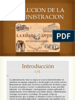 Introd. ADMINISTRACION