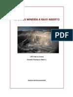 Apuntes Minería a Rajo Abierto_Metodos de Explotación Open Pit_UPV 2020_V2