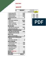 Ejecucion Presupuestal Lomalinda Año 2020.