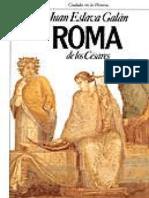 Eslava Galan, Juan - Roma de los cesares