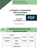 Guia prático Fisiologia e crescimento bacteriano