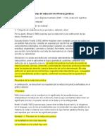 Apuntes de redacción de informes jurídicos
