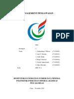 MAKALAH MANAGEMENT PENGAWASAN - Group 2 - REF 4A