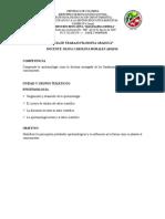 GUIA DE TRABAJO FILOSOFIA GRADO 11