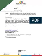 3. Primer Debate Del Proyecto Unificado de Leyes Orgánicas Reformatorias Del COIP en Materia Anticorrupción