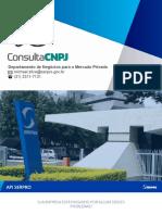 API Consulta CNPJ