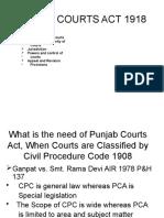 PUNJAB COURTS ACT 1918.pptx