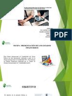 PRESENTACION DE ESTADOS FINANCIEROS DEL SECTOR PUBLICO.pptx