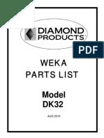 Weka_DK32_Spare_Parts_Manual